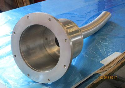 Le remplisseur en aluminium